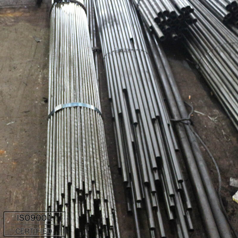 Shock absorber seamless steel tube with high precision
