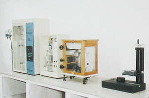 Chemical analysis instruments